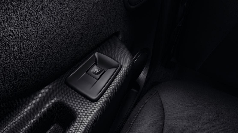 Electric rear windows