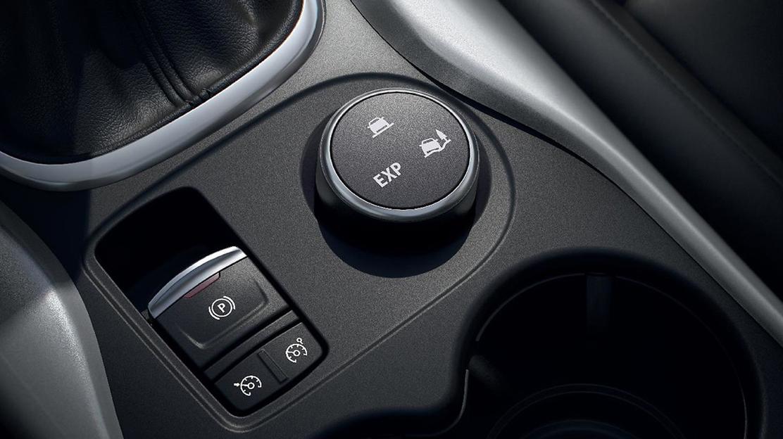 Hastighedsbegrænser og cruise control
