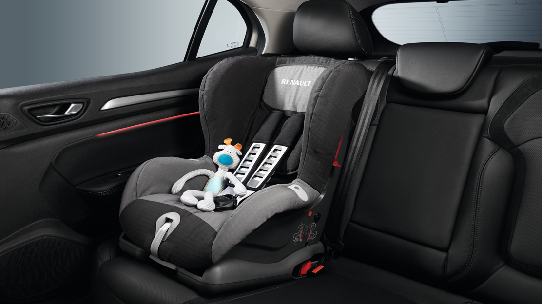 Isofix asientos laterales traseros