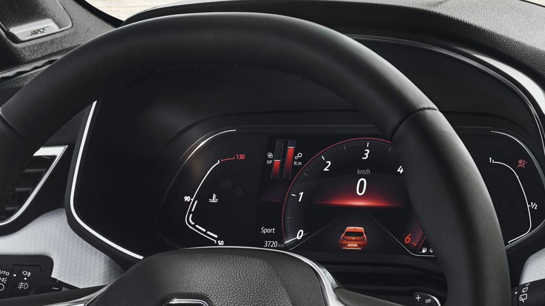 7'' TFT Sürücü Ekranı