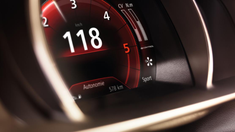 Eco-Monitoring : conseils de conduite