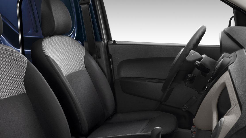 Výškovo nastaviteľné sedadlo vodiča