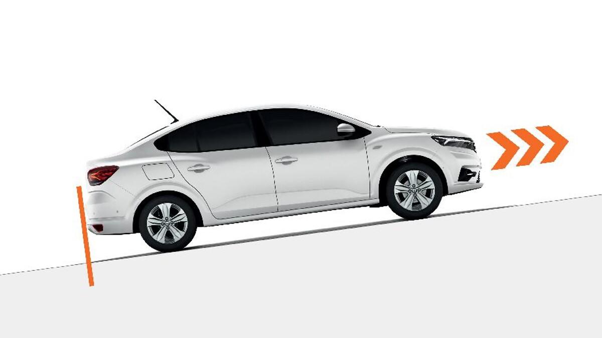 Sistem za nadzor stabilnosti vozila (ESP) i sistem za pomoć prilikom kretanja na uzbrdici (HSA)