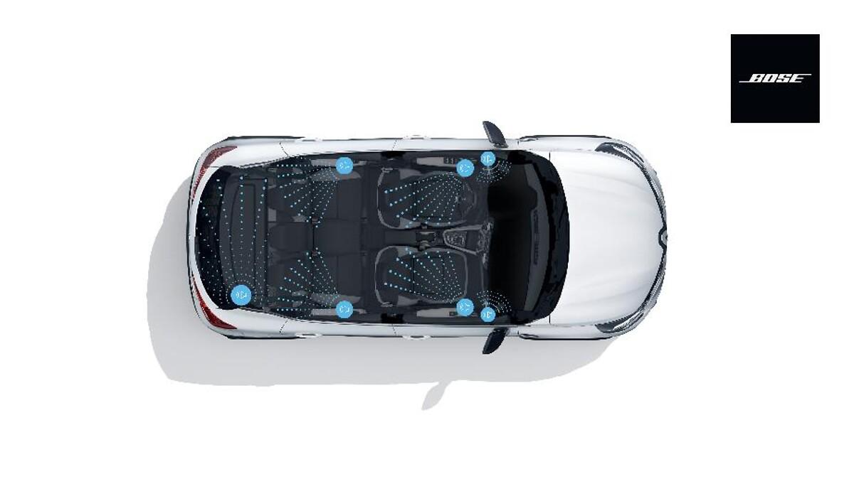 Pack Techno Bose® Plus E-TECH