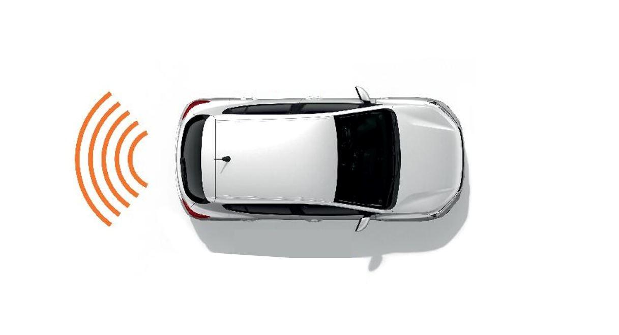 Sustav za pomoć pri parkiranju straga
