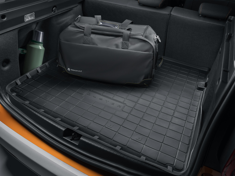 Поддон в багажник версии 4х4 (шагрень)