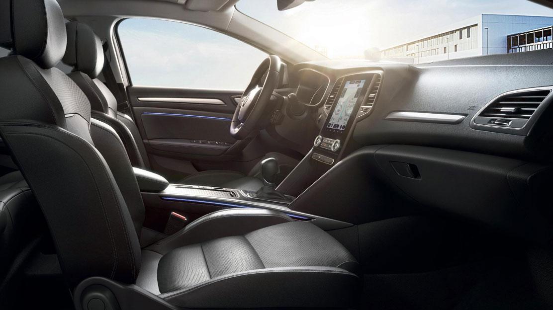 Airbag frontaux Conducteur et Passager