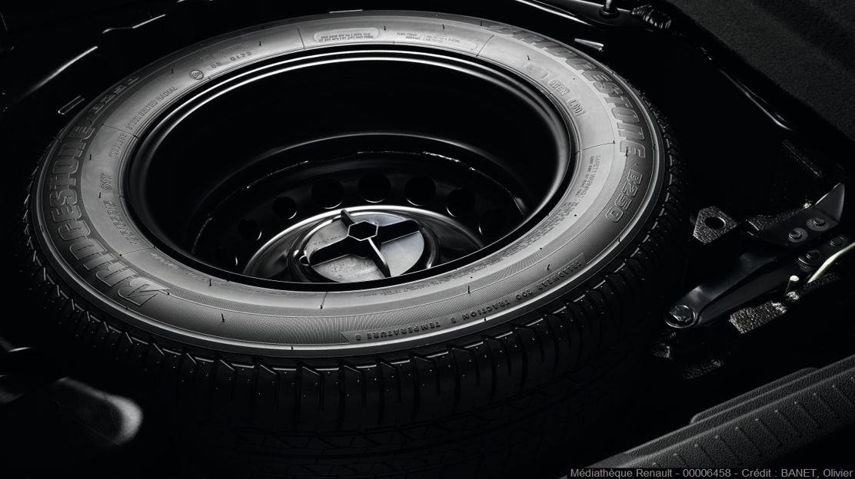 Повнорозмірне запасне колесо