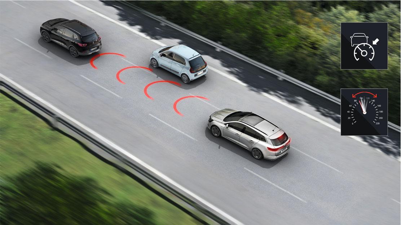 Regulador de velocidad adaptativo