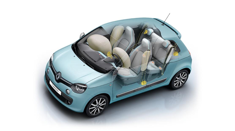 Airbag Beifahrerseite