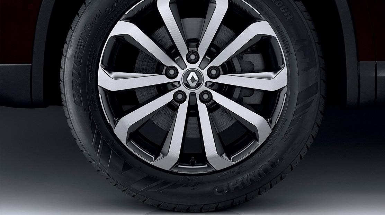 Control de la presión de los neumáticos