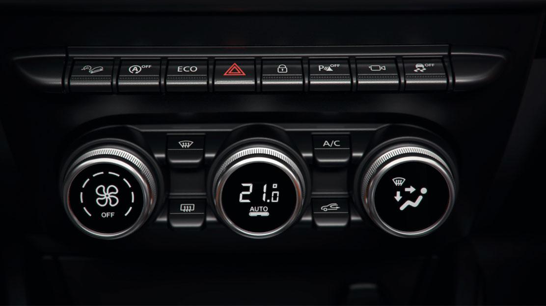 Automatická klimatizace