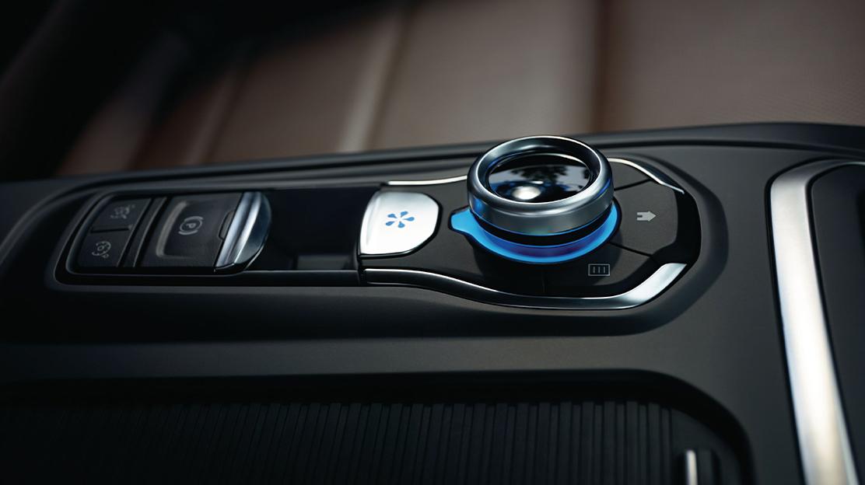Renault MULTI-SENSE (choix des modes de conduite)