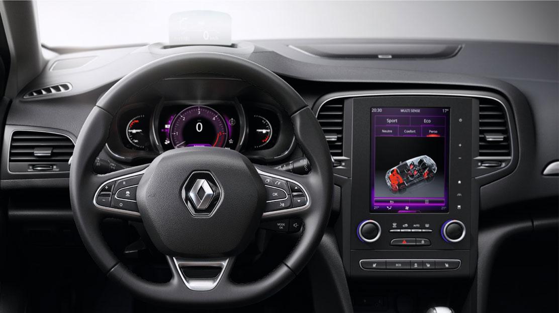 Renault Multi-Sense®