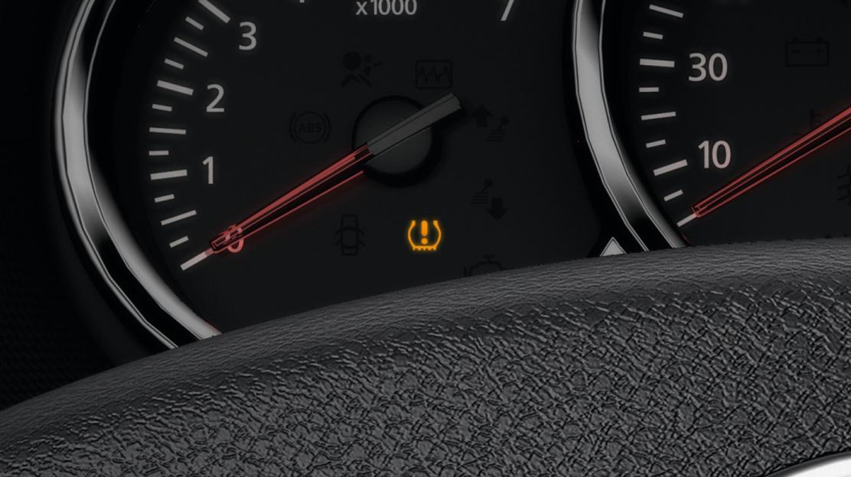 Kontrola pritiska v pnevmatikah