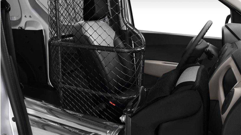 Grelha de separação basculante (implica Dacia Easy Seat)