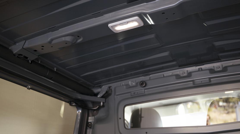 LED loadspace lighting