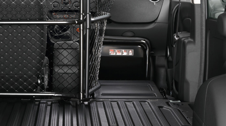 Folding Passenger Seat