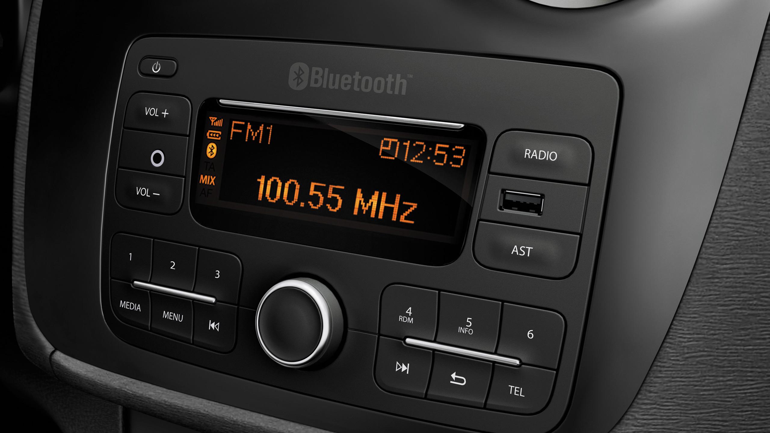 Upgrade naar DAB+ digitale radio voor Dacia Plug & Radio