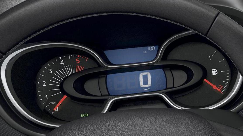 Speed limiter (56mph/90kmh)