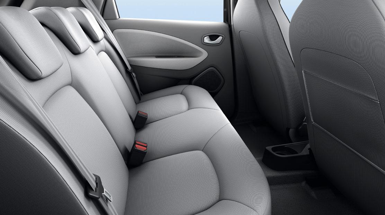 Cintura di sicurezza a 3 punti sul sedile centrale posteriore