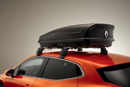 Renault Dachbox– 380l– Mattschwarz