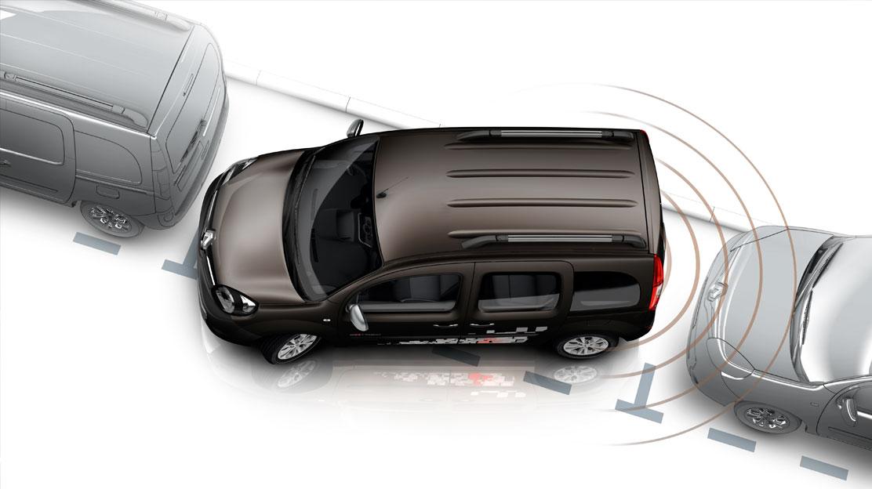 Radar parcheggio posteriore