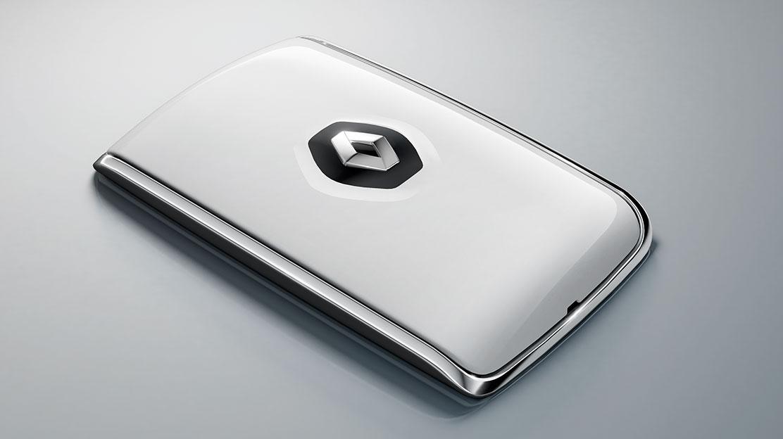 Cartão Renault mãos-Livres