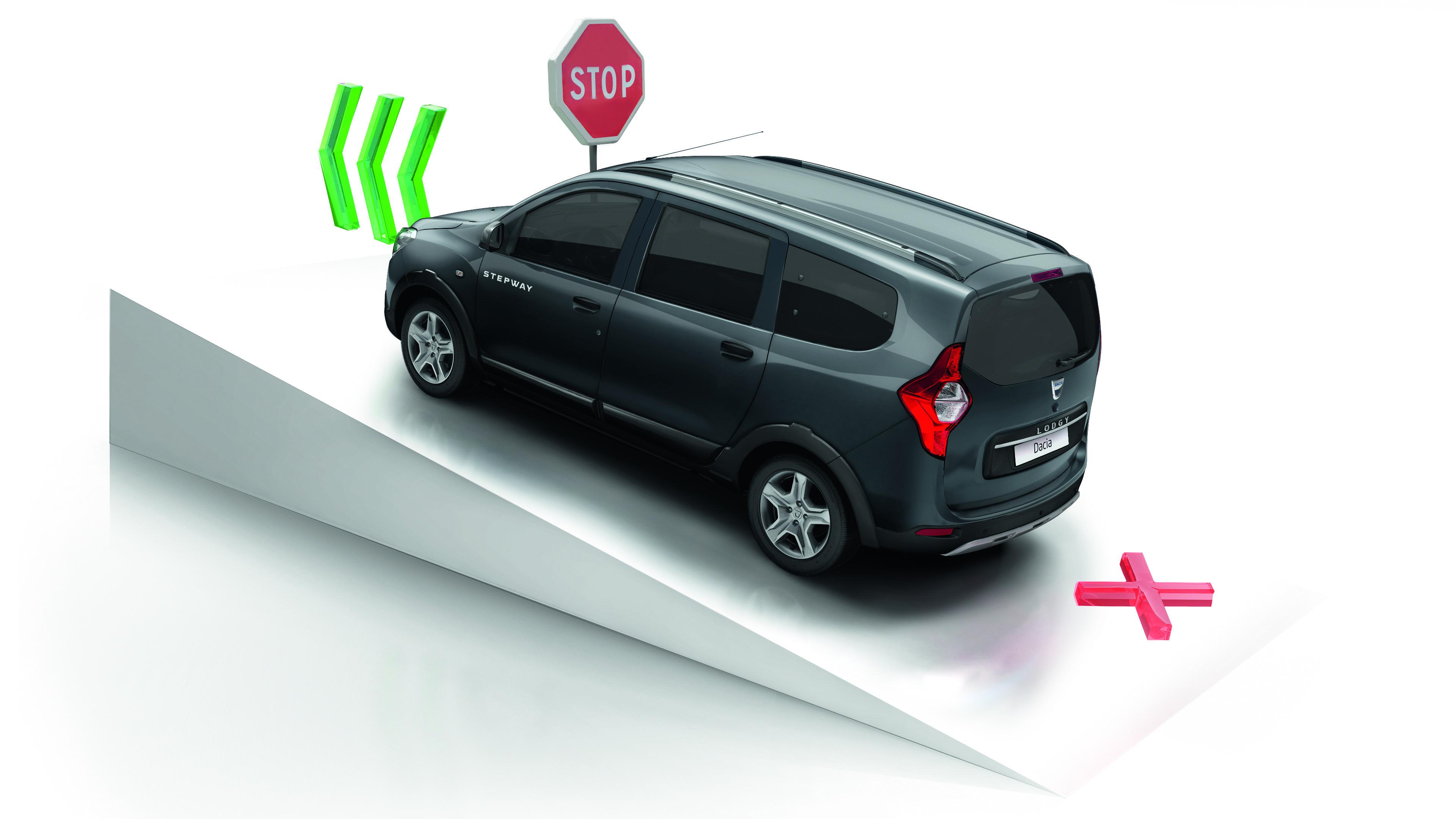 Elektronische Stabiliteits Controle met tractie- en onderstuurcontrole en Hill Start Assist