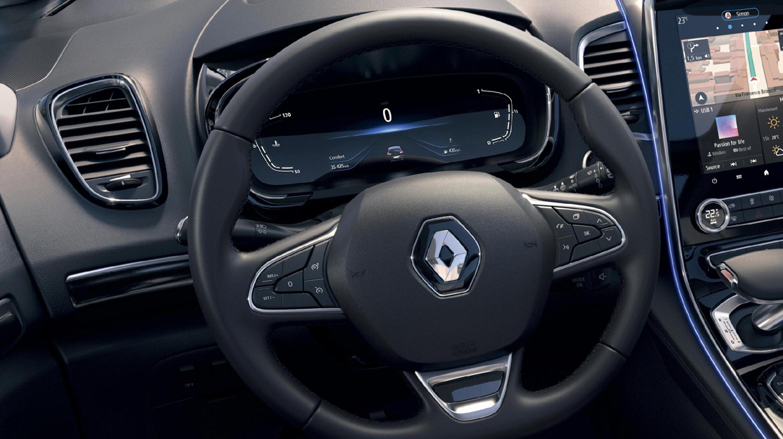 Airbag conducteur à retenue programmée, et airbag passager déconnectable