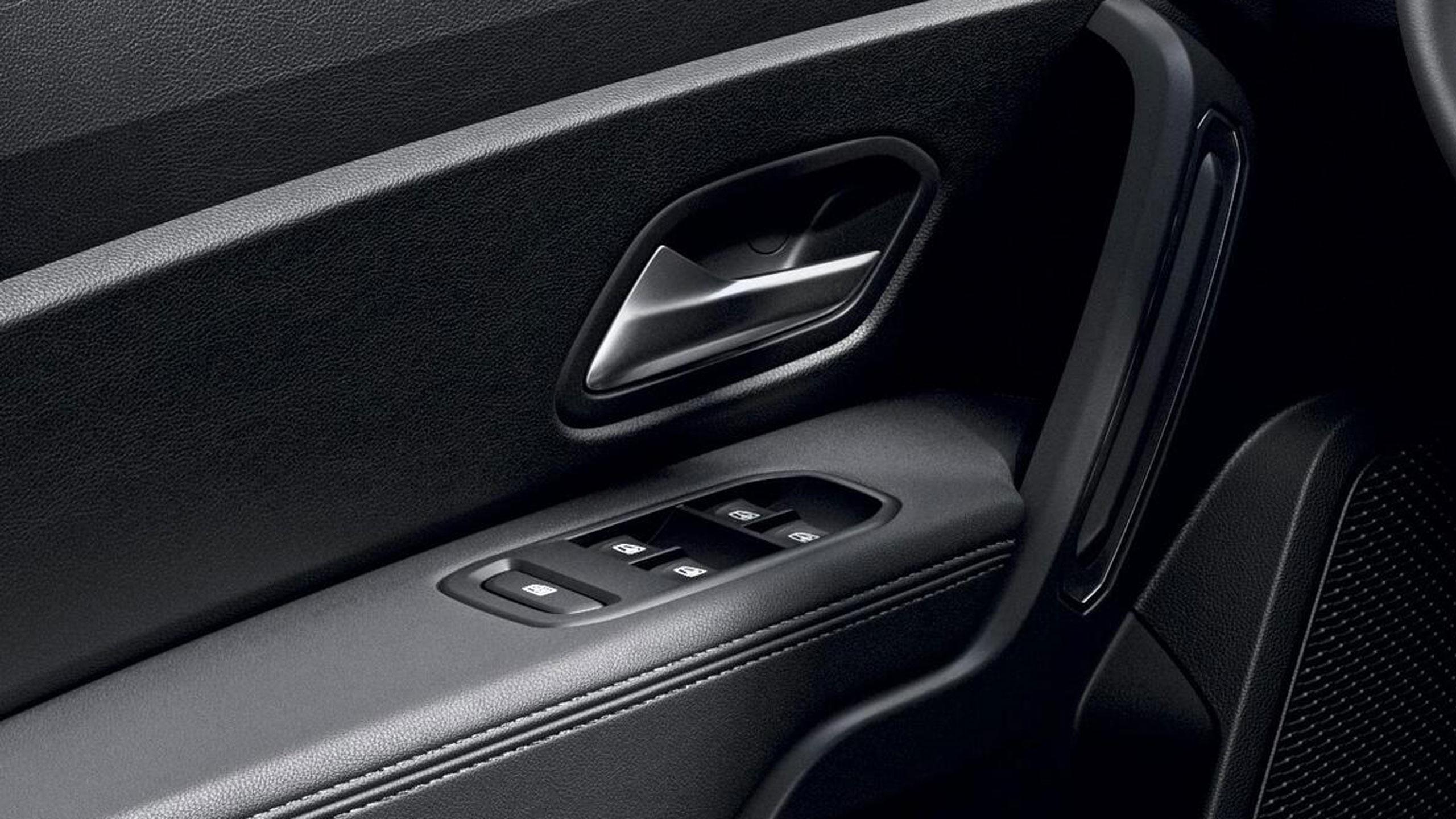 Elektrické ovládanie predných okien, impulzné na strane vodiča