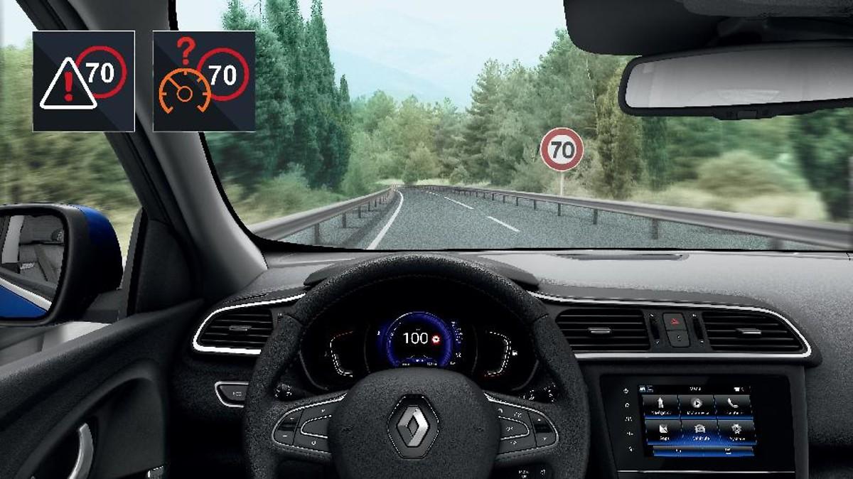 Круїз-контроль та обмежувач швидкості