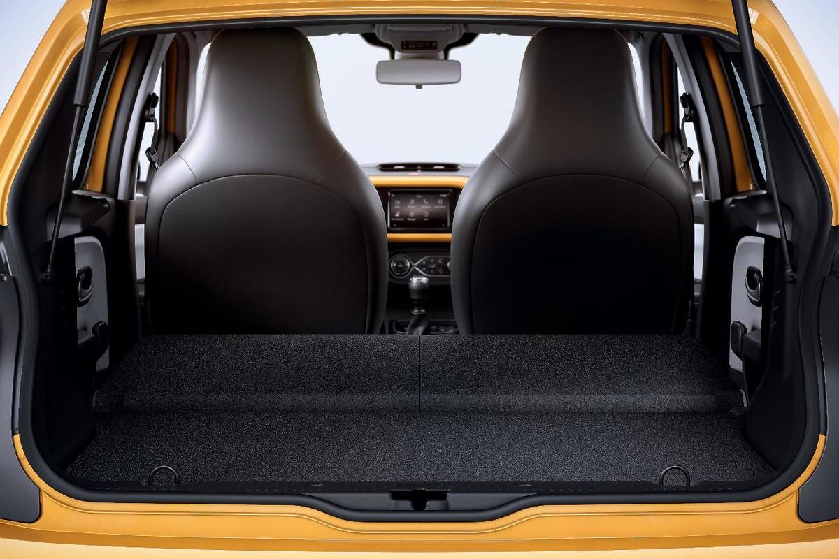 Pack Modularité (Allonge coffre, siège conducteur réglable hauteur, passager rabattable One Touch)