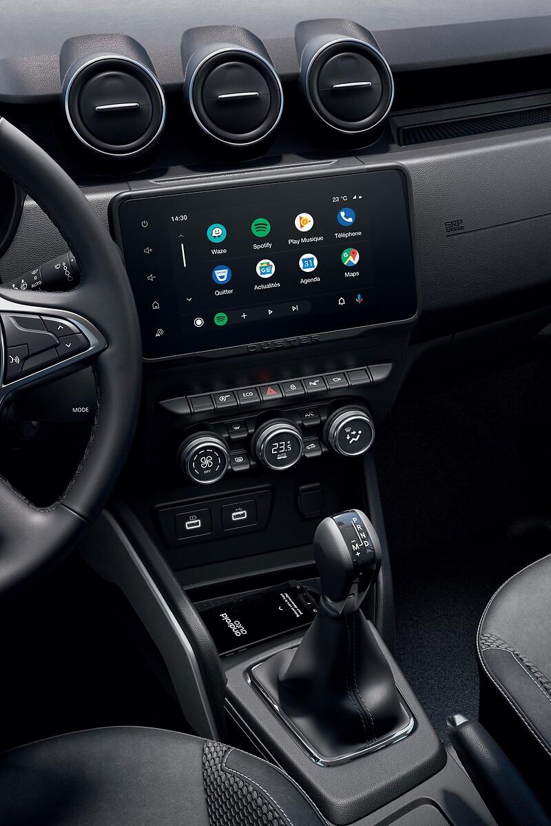 Funkcija povezivanja s aplikacijom Android Auto™