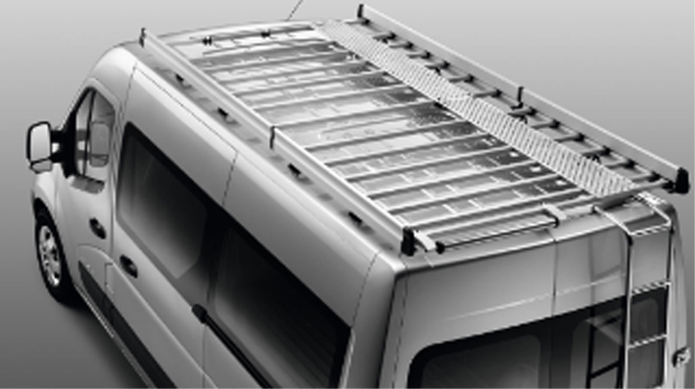 Galleria tetto in alluminio