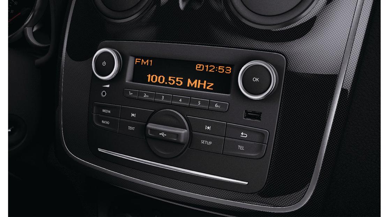 Pack Aire y Dacia Plug&Radio