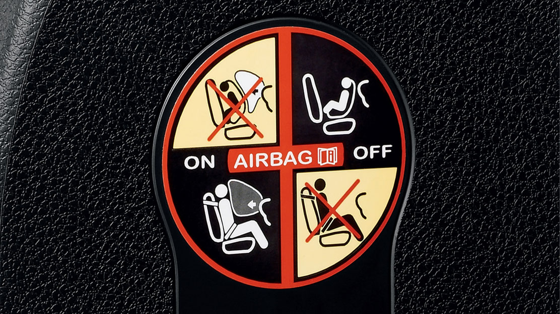 Airbag passager