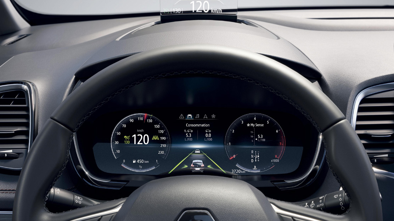 Driver Display 17,8 cm (7