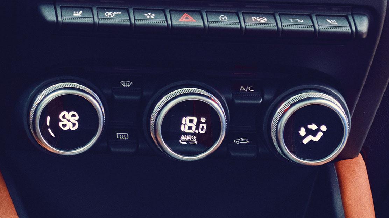 Ar condicionado automático