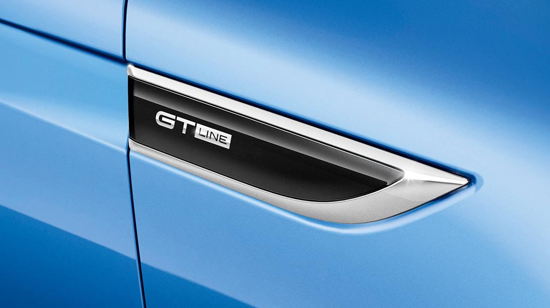 Badge GT Line