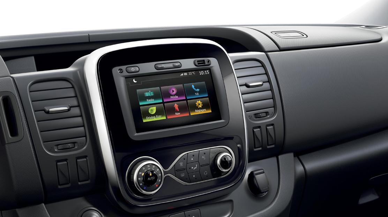 Media Nav Радио, Bluetooth (телефония + аудио стрийминг), USB + AUX IN, управление от волана