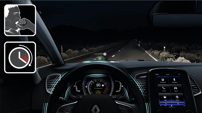 Systém sledovania únavy vodiča