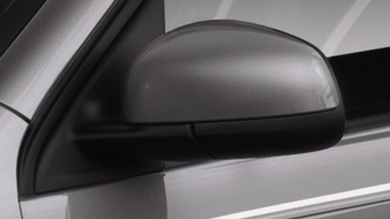 Retrovisores exteriores na cor da carroçaria