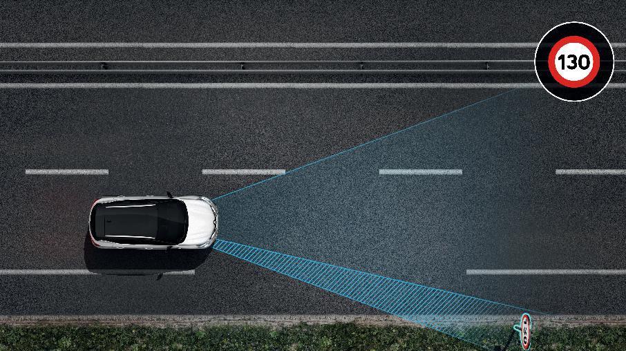 Traffic Sign Recognition met aanvullende gegevens van navigatiesysteem