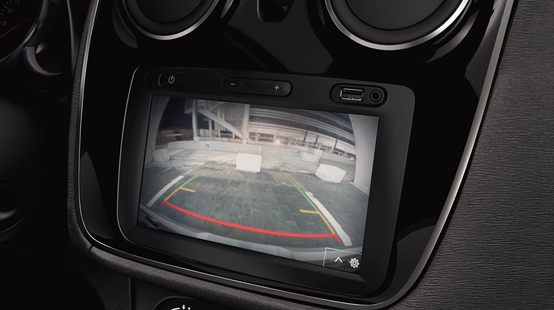 Caméra et radars de recul