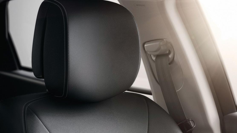Asiento del conductor con regulación en altura, reg. lumbar eléc. y masaje +pasajero altura y lumbar