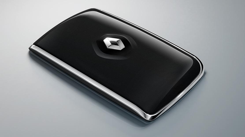 """Cartão Renault """"Mãos-Livres"""""""