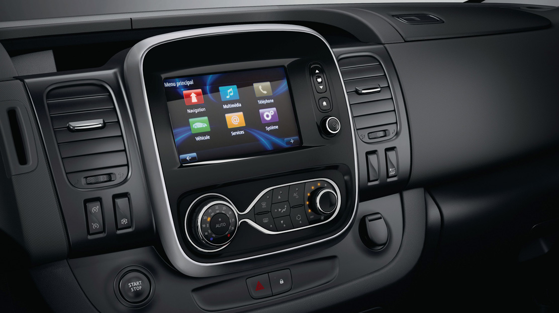 Pack R-Link Evolution compatible con Android Auto™