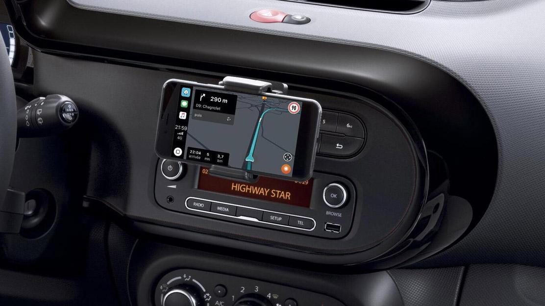Radio Connect R&Go avec support smartphone compatible avec l'application mobile R&Go, Radio DAB