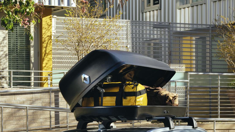 Barre da tetto in alluminio